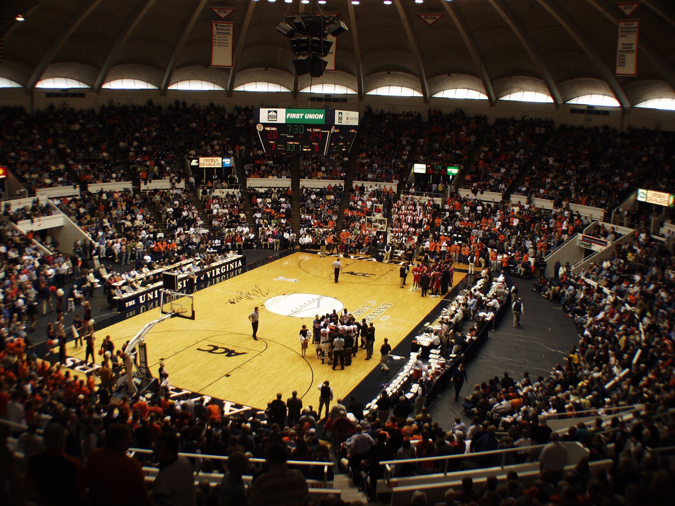 UVa Basketball vs. NC State