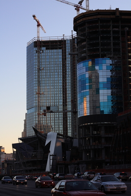 las vegas construction